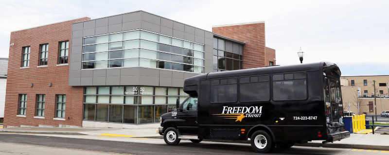 Freedom Transit Shared Ride Programs in Washington, PA
