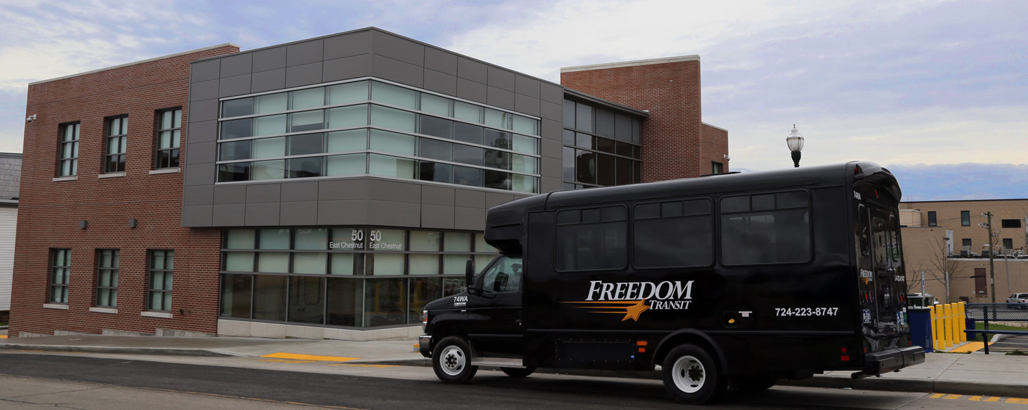 Washington County Transportation Authority - Freedom Transit